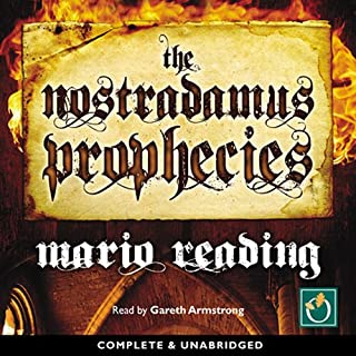 The Nostradamus Prophecies cover art