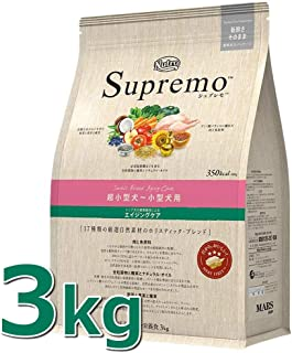 ニュートロジャパン シュプレモ [超小型犬-小型犬用] シニア犬用 小粒 3kg