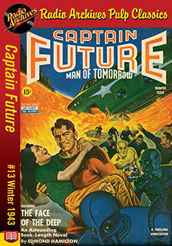 Captain Future #13 The Face of the Deep (English Edition)