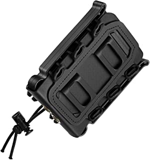 JDSMT Tactical Soft Shell Magazine Pouch ScorpionStyle Fast Mag for 5.56 & 7.62