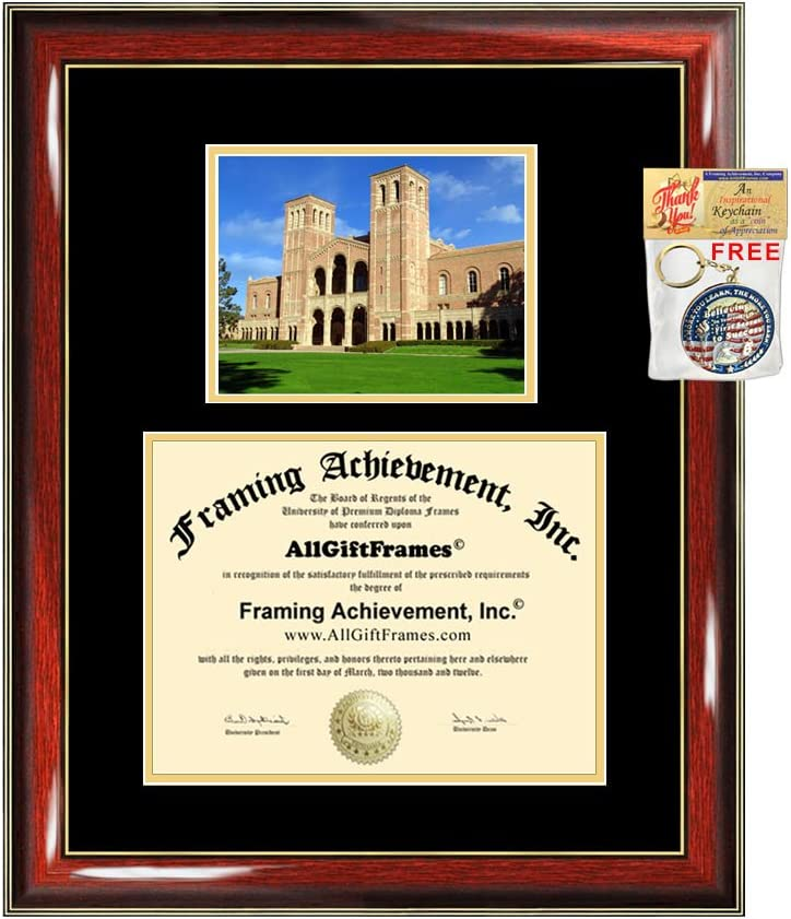 Max 47% OFF University of California Los Angeles Frame Pictur Low price Campus Diploma