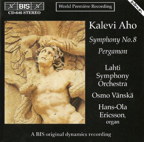 Aho: Symphony No. 8 / Pergamon