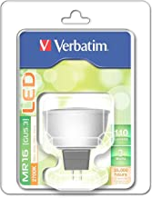 Verbatim 52102 LED MR16: GU5.3 3W WW Light Bulb