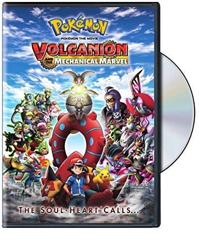 Pokémon the Movie: Volcanion and the Mechanical Marvel (DVD)