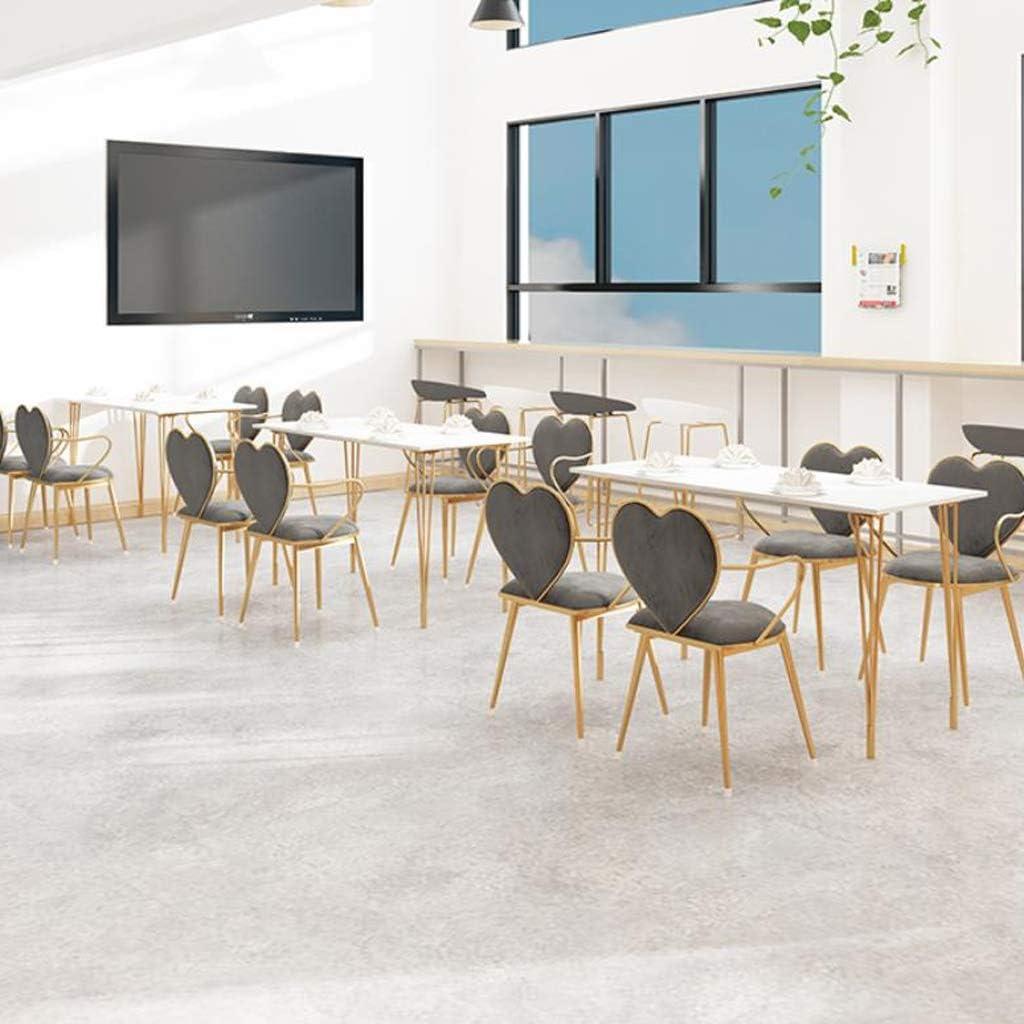 GYJ Simple Chaise Bureau étudiant et Chaise de Maquillage Tabouret Retour à la Maison à Manger Chaise d'ordinateur Unique (Color : Gray) Gray
