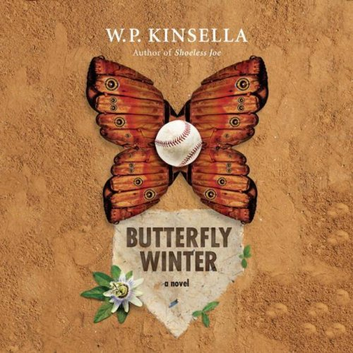 Butterfly Winter audiobook cover art