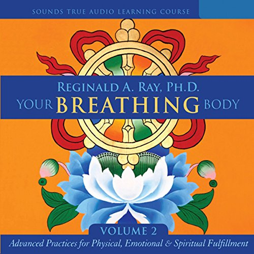 Your Breathing Body, Volume 2 audiobook cover art
