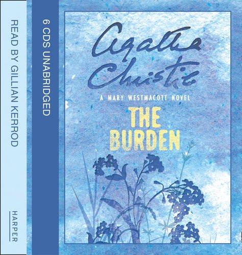 『The Burden』のカバーアート