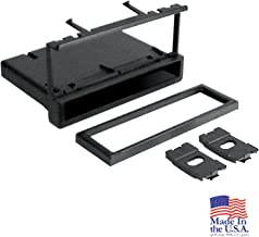 Scosche FD1327B Single DIN Installation Dash Kit for Select 1995-Up Ford/Lincoln/Mercury Vehicles
