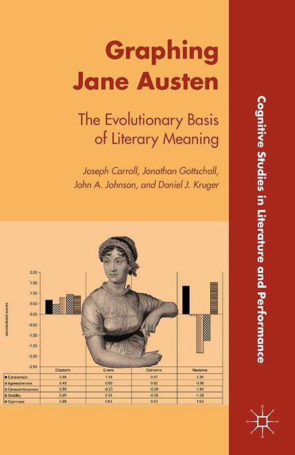 インフレーション急降下センターGraphing Jane Austen: The Evolutionary Basis of Literary Meaning (Cognitive Studies in Literature and Performance) (English Edition)