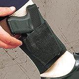 Apache Desantis Ankle Holster – Right Hand, Black - Bodyguard 380