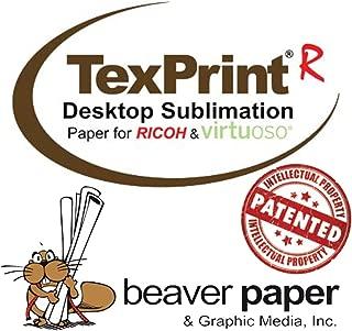 tex print paper