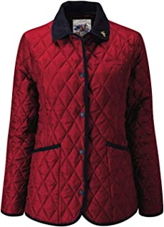 John Partridge Women's Moorlands Classic Quilted Jacket