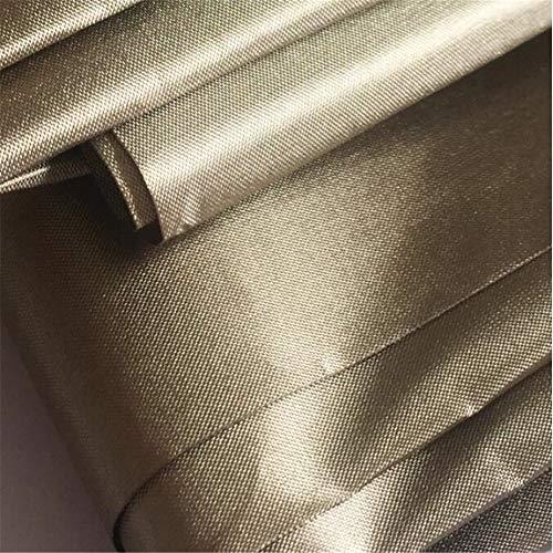 QWER Strahlenschutztuch Entstörungsschutzmaterial Elektromagnetisches Strahlenschutztuch Abschirmendes Mobiltelefon,100cmx108cm