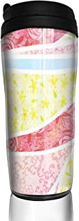 Coffee Cups Colors In Japanese Style Travel Tumbler Insulated Leak Proof Drink Containers Holder Amazing 12 Ounces