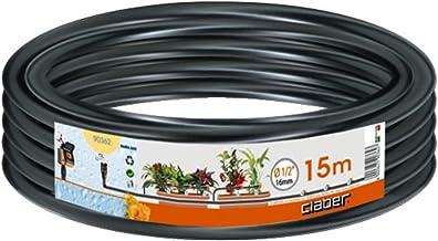 Claber 90362 slang, 15 m, 1/2 inch (13-16 mm), polyethyleen