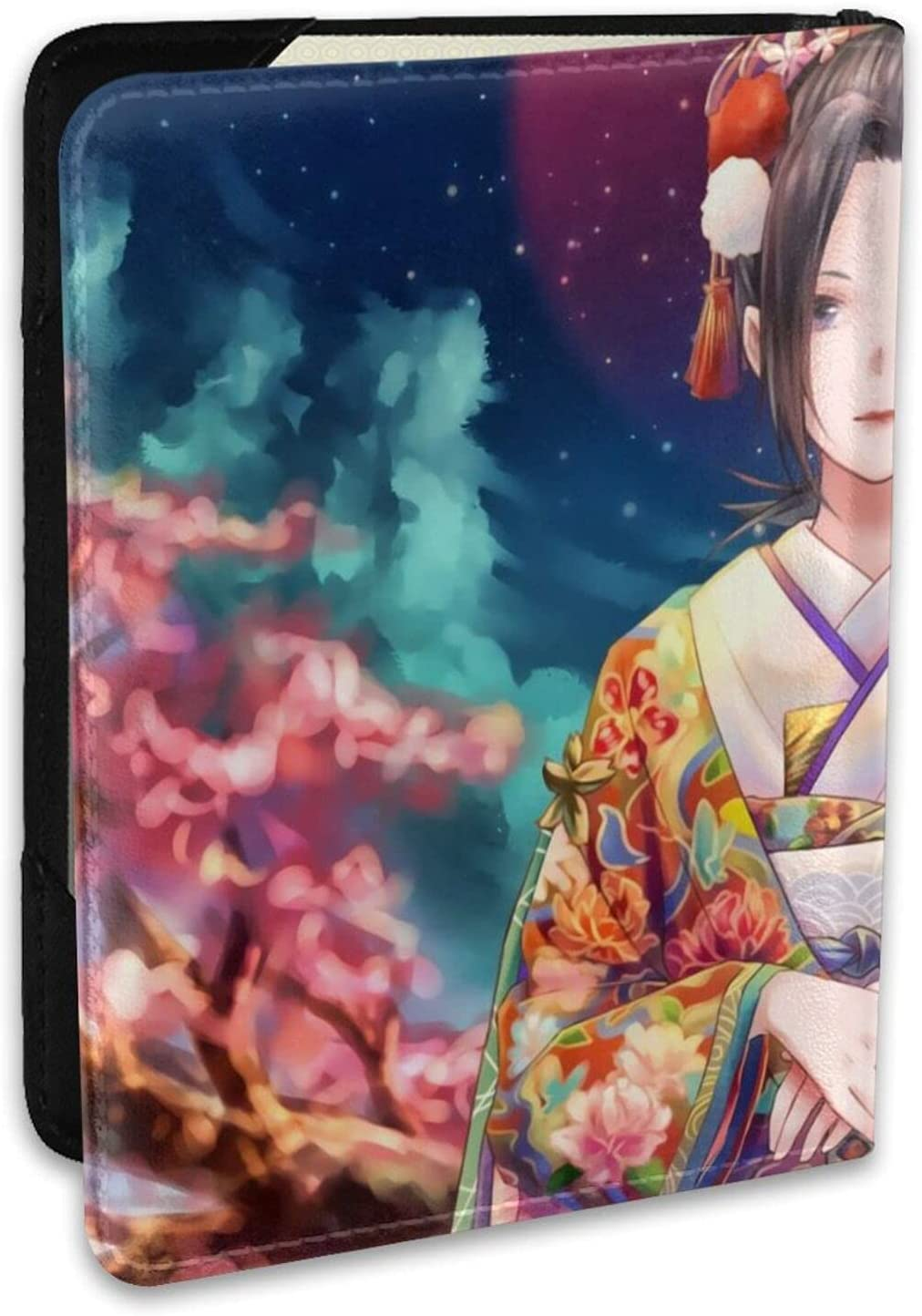 Anime My Hero Challenge the lowest price of Japan Academia leather wallet credit car Special price for a limited time YAOYOROZU MOMO