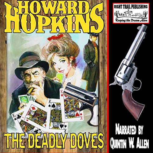 The Deadly Doves audiobook cover art