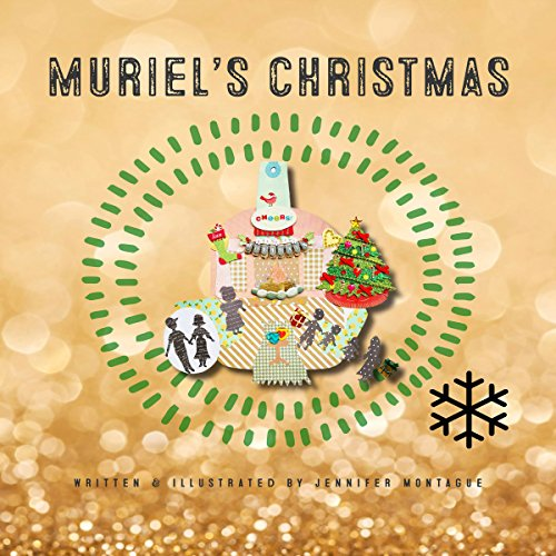 Muriel's Christmas audiobook cover art