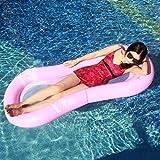 Pool Luftmatratze mit Mesh Netz