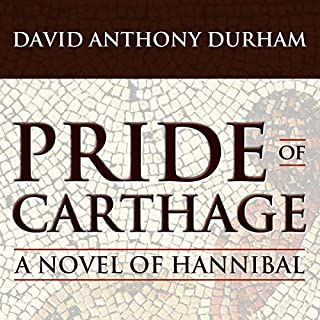 Pride of Carthage cover art