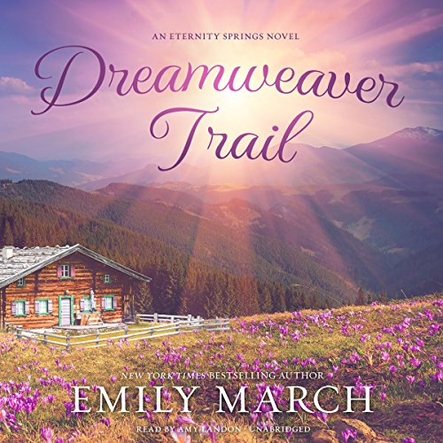 Dreamweaver Trail audiobook cover art