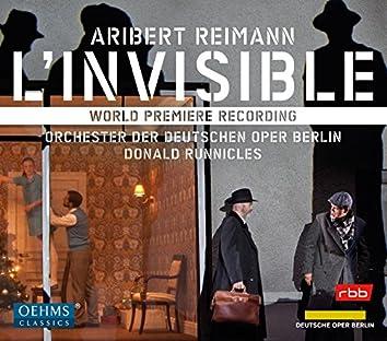 Aribert Reimann: L'invisible (Live)