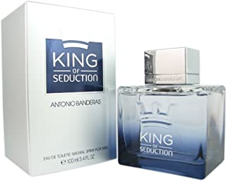 Antonio Banderas - Perfume Hombre King Of Seduction Antonio Banderas EDT - 100 ml