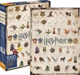 Aquarius Harry Potter Icons Puzzle (1000-Piece)