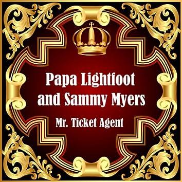 Mr. Ticket Agent