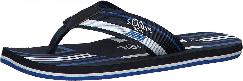 s.Oliver Men's Flip-Flop