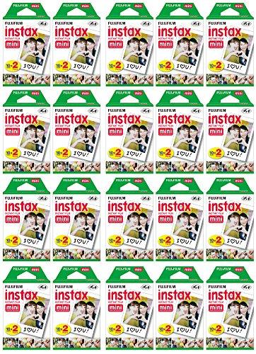 Fujifilm Instax Mini Instant Film (…