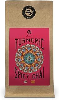 alveus® Turmeric BIO (Spicy Chai, Cúrcuma Molida Orgánica, sabor Chai, Bolsa 125g)