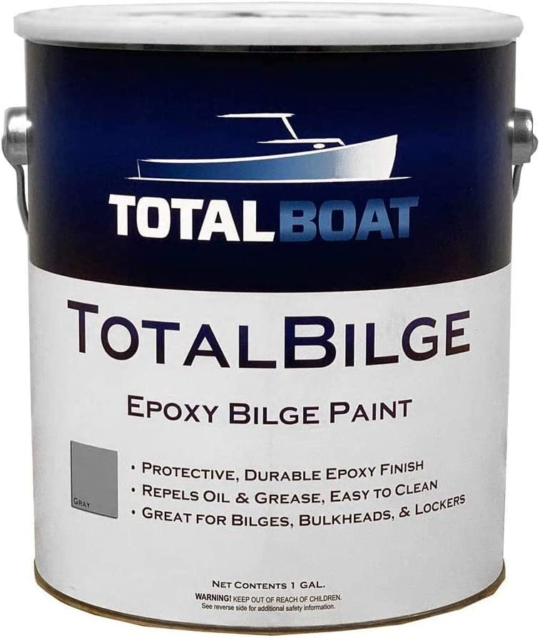 TotalBoat TotalBilge Epoxy Based Bilge Challenge the lowest price Boat Paint Bu Bilges for Safety and trust
