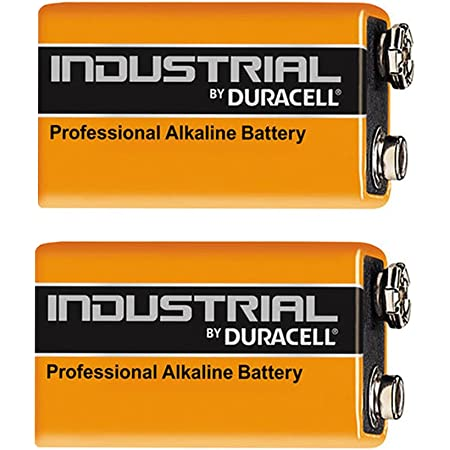 Duracell Industrial Alkaline Battery 9 V Elektronik