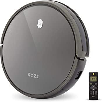 Rozi TidyBot Robot Vacuum Cleaner with Remote Control