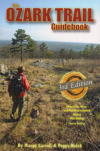 The Ozark Trail Guidebook (3rd edition)