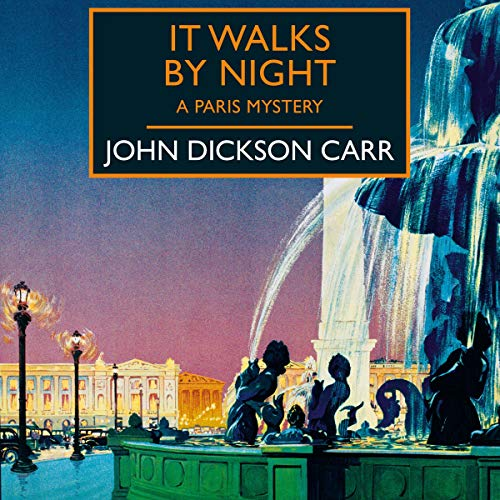 Page de couverture de It Walks by Night