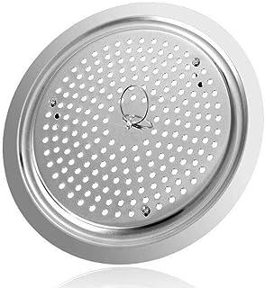 Parrilla de vapor Use una rejilla de acero inoxidable, una vaporera, una rejilla para bollos al vapor, bollos al vapor, una olla arrocera, una vaporera, una vaporera, una vaporera