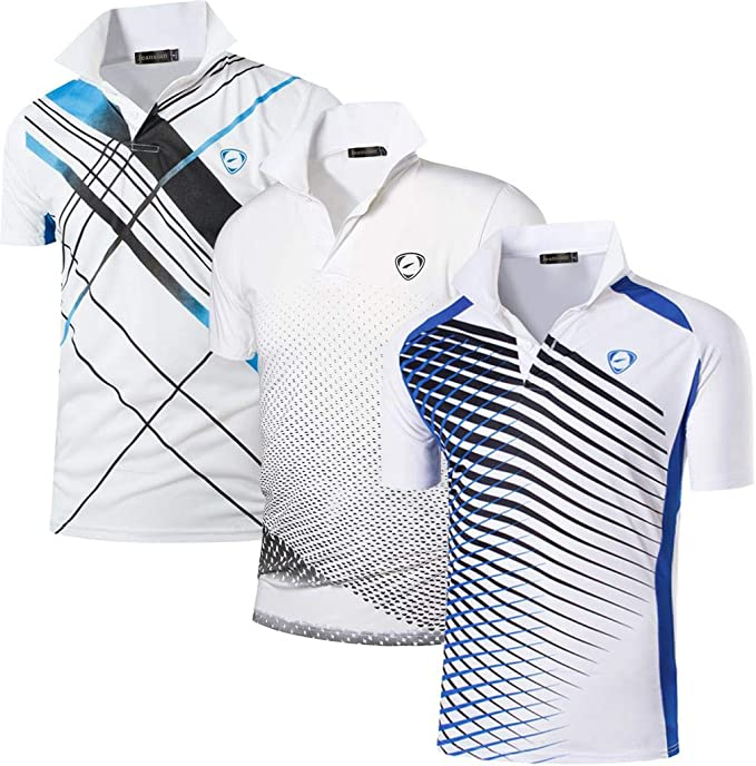 37 opiniones para jeansian Ninos Casual Deportiva Camiseta Workout T-Shirts Sportswear Boyz Basic