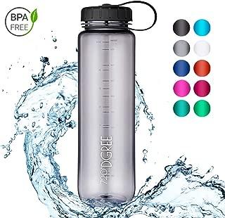 720°DGREE Water Bottle simplBottle - 500ml, 1000ml, 1500ml   Wide Mouth & Leakproof Sports Bottles   BPA-Free Tritan