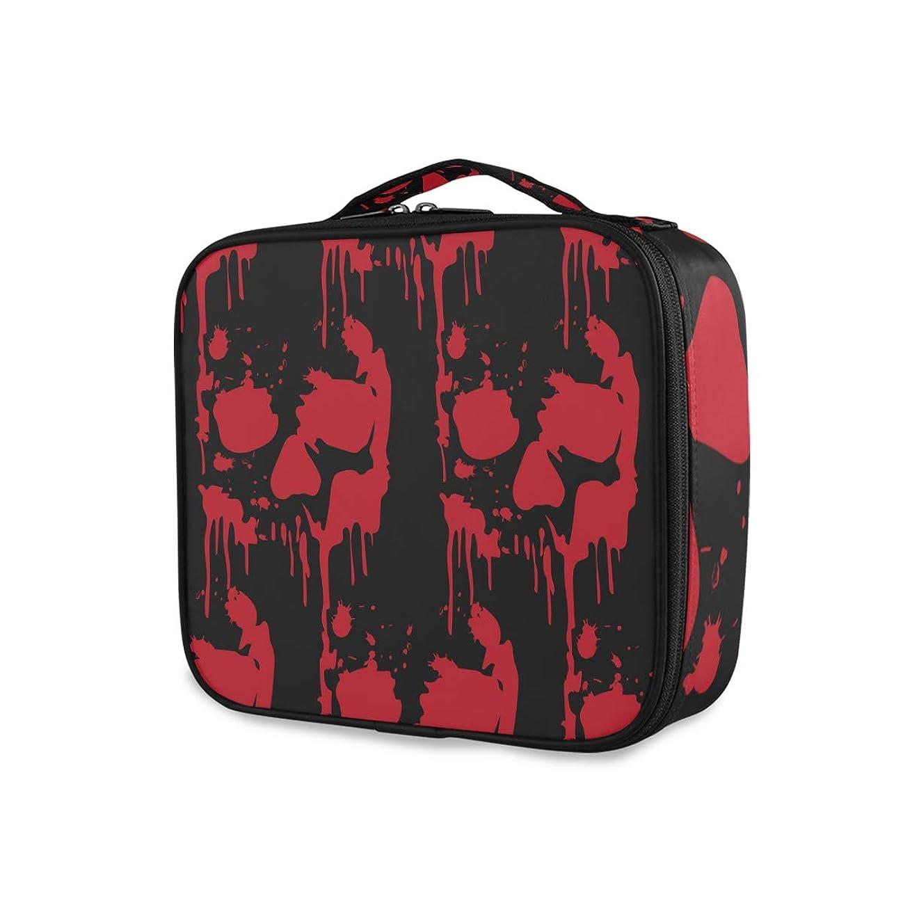 統計的気を散らすポーズメイクボックス かっこいい 大容量 収納 仕切り付き 収納ケース 機能性 小物入れ 旅行 通勤 化粧道具 高品質 メイク収納 整理 持ち運び