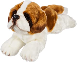 b.Boutique Wildlife Adventures Saint Bernard Stuffed Animal