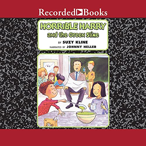 Horrible Harry and the Green Slime Audiobook By Suzy Kline cover art