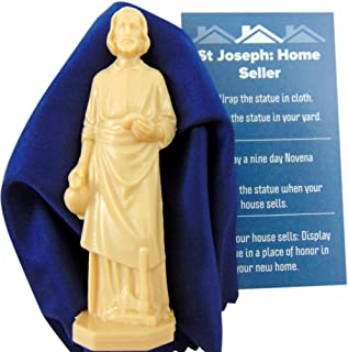 Westmon Works St Joseph The Home Seller Kit with Instructions and Burial Cloth