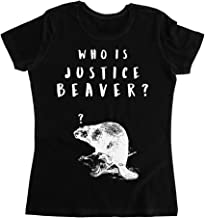 graphke Who is Justice Beaver? Women's T-Shirt