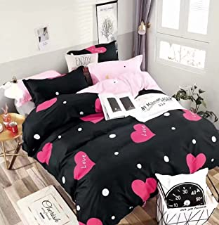 Starstorm_6 Pieces King Size Fitted Bed Sheet Set_Matrix Design (Click above on Starstorm for more designs)