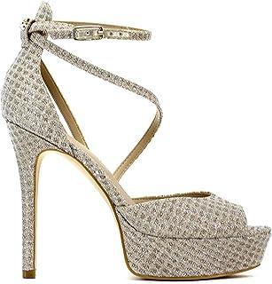 Amazon.es: Guess Hebilla Sandalias de vestir Zapatos