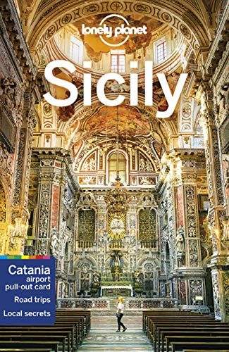 Lonely Planet Sicily [Lingua Inglese]