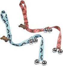 EXPAWLORER Set of 2 Dog Doorbells, Housetraining Bells for Potty Training